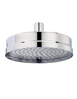 Tec 8 Inch Fixed Shower Head - HEAD01