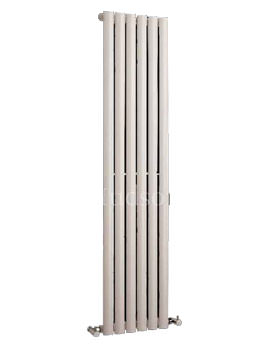 Revive 354 x 1500mm White Single Panel Vertical Radiator