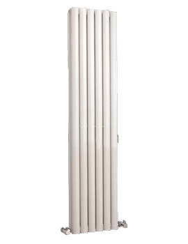 Revive 354 x 1500mm White Double Panel Vertical Radiator