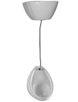 VitrA Arkitekt Urinal White - 6564