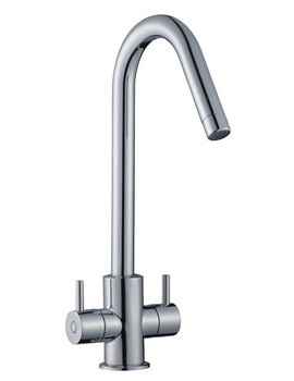 Sky Mono Kitchen Sink Mixer Tap With Swivel Spout - CUC-1060