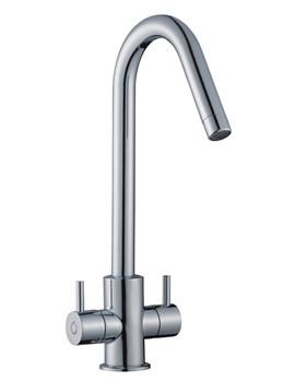 Sky Mono Kitchen Sink Mixer Tap With Swivel Spout - CUC-1060