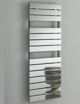 Essential Libra Straight Chrome Towel Warmer 510 x 820mm - 148257