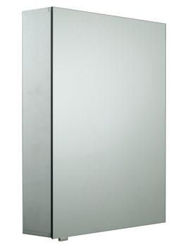 Reflection Single Door Mirror Cabinet 520 x 670mm - CAB-SGL-MIR