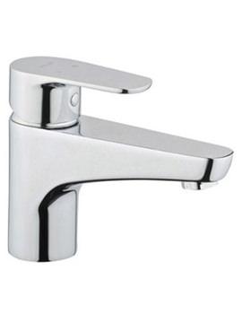 VitrA D-Line Mono Bath Filler Tap Chrome - A40754VUK