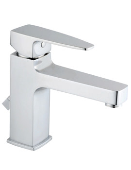 Q-Line Mono Bath Filler Tap Chrome - A40779VUK