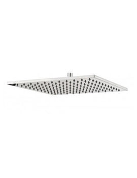 Signature 400mm Stainless Steel Fixed Shower Head