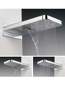 Revive Waterfall Fixed Shower Head - FH2000C