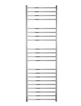 Apollo Garda Polished Stainless Steel Radiator 400 x 1200mm GASS4W1200