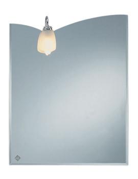 VitrA Scorpio Mirror 70 x 55cm Chrome - 44018