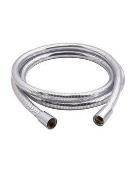 Vado Solar Silver Easy Clean Shower Hose - SH-SOL-150-SIL