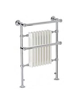 Ravenna Plus 695 x 955mm Traditional Towel Warmer - TBJR6