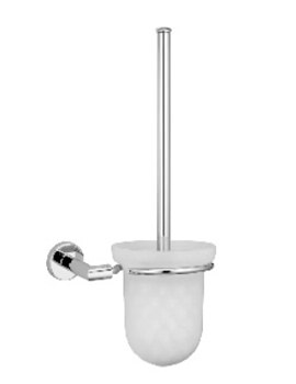 VitrA Minimax Toilet Brush Holder Chrome - A44790EXP