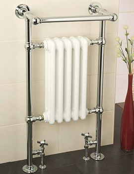 Ravenna Plus Traditional Towel Warmer 695 x 955mm - BJR6