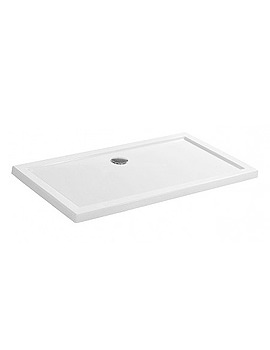 Rectangular 40mm Shower Tray 800 x 1600mm - ST0R81600