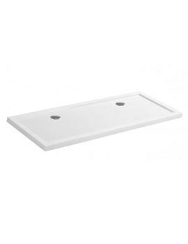 Rectangular Low Profile Shower Tray 2000 x 800mm