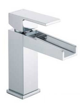 Hampton Basin Mixer Tap Chrome Without Waste  - HA BASNW C