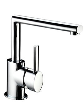 Oval Sink Mixer Tap Chrome - OL SNK C