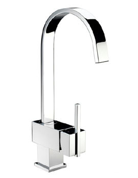 Bristan Bacchus Monobloc Kitchen Sink Mixer Tap Chrome - BA SNK C