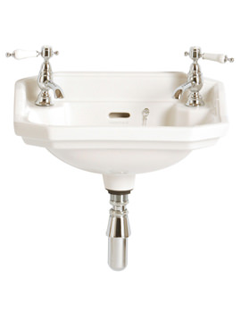 Granley 2 Taphole Baby Basin - PGRW08