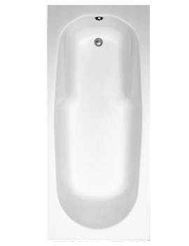 Trojan Sultan White Single Ended Standard Bath 1785 x 800mm