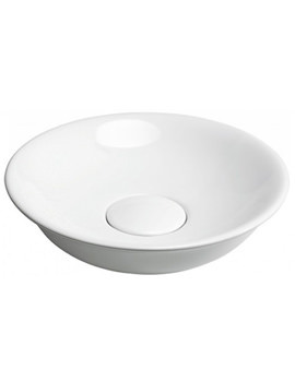 Cuenca 450mm Countertop Basin - CT4033UCW