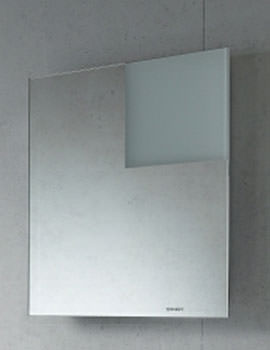 Duravit Starck Mirror With Lighting 600 x 700mm - S1971700000