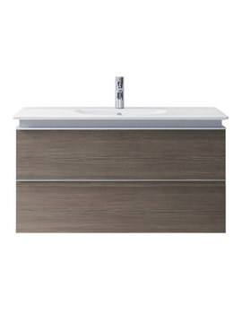 Vero Washbasin 850mm On Delos Furniture 800mm - DL632006969