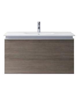 Vero Washbasin 700mm On Delos Furniture 650mm - DL622506969