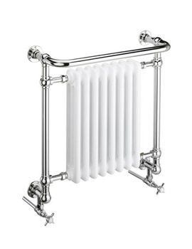 Clifton Wall Hung Heated Towel Rail - AHC101