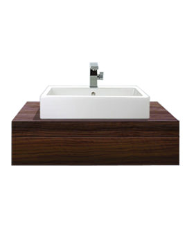 Delos Console Including Drawer 600mm - 22 Options Of Basin - DL678706969