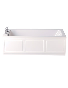Wynwood 1700 x 750mm Single Ended Bath - BLW00SS