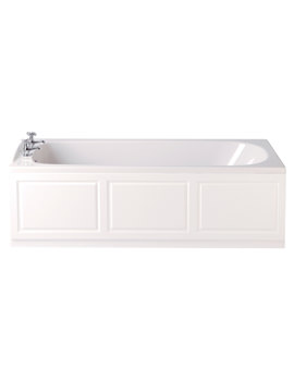 Rhyland 1700 x 700mm Single Ended Bath - BHW00SS