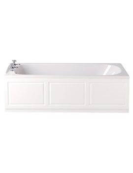 Rhyland 1700 x 700mm Single Ended Bath - BHW00SS