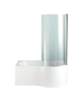 Heritage Unity Right Hand Showerbath 1700 x 700mm - BUWR00