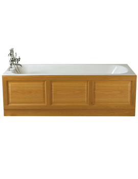 Grampian Standard Cast Iron Bath 1800 x 800mm - BRT60