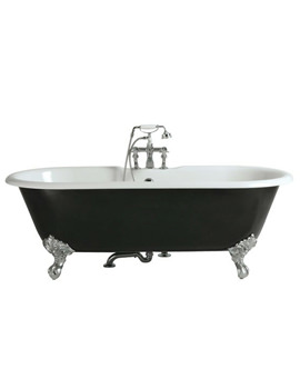 Buckingham Roll Top Bath With Feet - BRT79 - BRT82