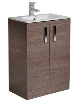 Swift 600mm Montana Floorstanding Unit Including Basin