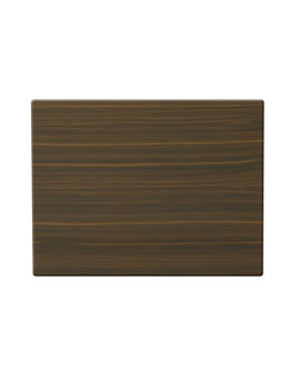 Heritage Fresso 700mm End Bath Panel Dark Zebrano - FFZ04