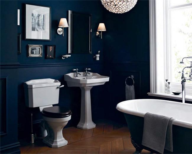 Heritage granley traditional bathroom suite 1 for Heritage bathrooms