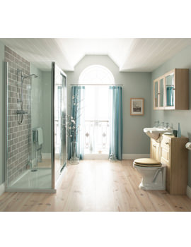 Heritage Rhyland Traditional Bathroom Suite - 2