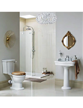 Heritage New Victoria Traditional Bathroom Suite - 2