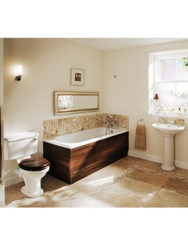Heritage Belmonte Traditional Bathroom Suite