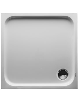 Duravit D-Code 1000 x 1000mm Square Shower Tray