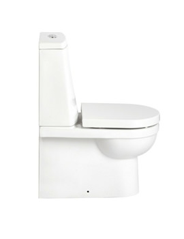 Heritage Zaar Close Coupled WC And Cistern - PZW00 - PZW01