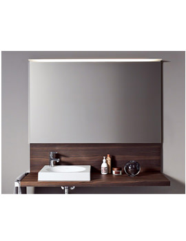 Related Duravit Delos Mirror With Lighting 1200mm - DL724400000