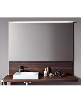 Related Duravit Delos Mirror With Lighting 1250mm - DL724600000