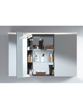Duravit Delos Mirror Cabinet 1200mm - DL754400000