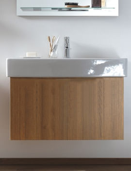 Related Starck 1 Washbasin 570mm on Starck Furniture 550mm - S1951601313