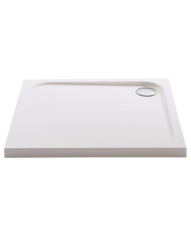 Heritage Square 800 x 800mm Shower Tray - STW80